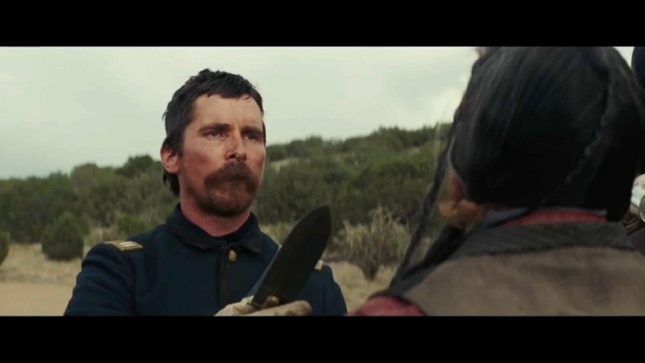 Christian Bale Hostile ile yeniden beyaz perdede