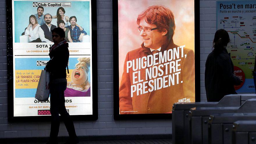 Puigdemont: o independentista no exílio