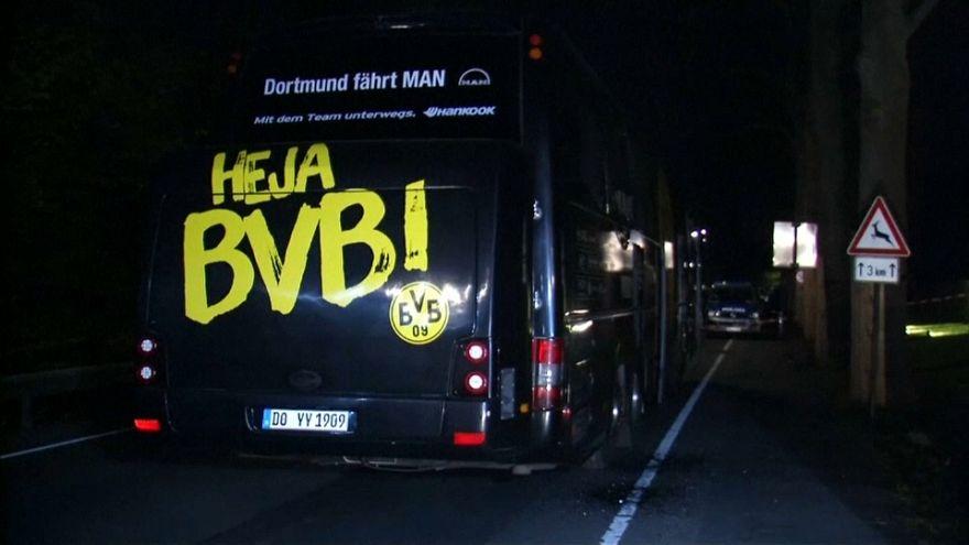 Anschlag auf BVB-Bus: Prozess gegen mutmaßlichen Täter beginnt