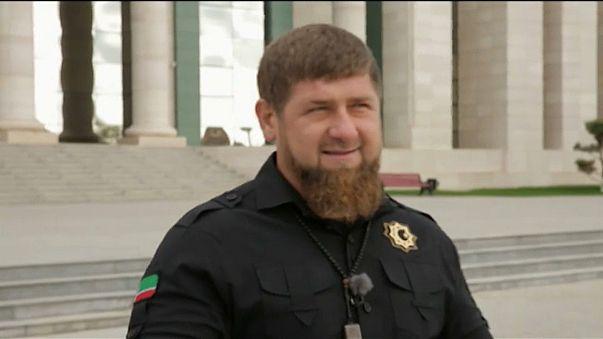 """Кадыров попал в """"список Магнитского"""""""
