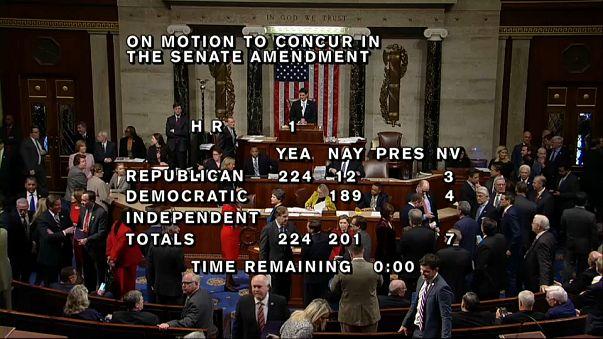 Reforma fiscal: a maior vitória legislativa de Trump