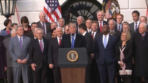 Donald Trump'ın vergi reformu zaferi