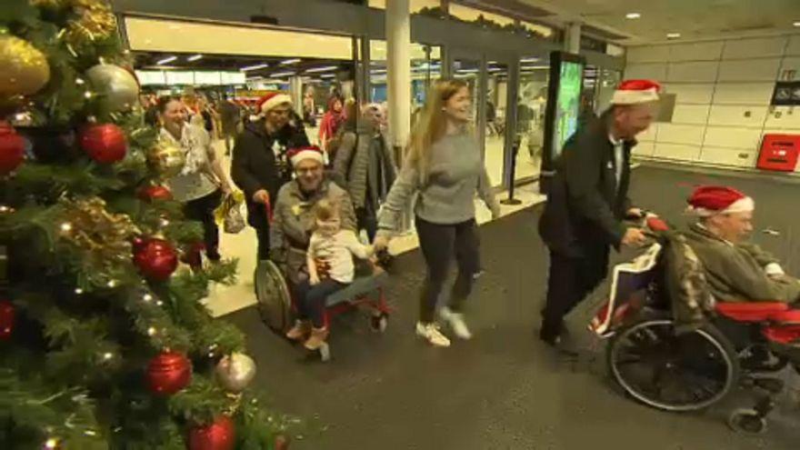 Τα ξεχωριστά Χριστούγεννα των παιδιών του Τσέρνομπιλ