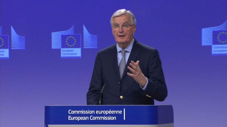 Brexit: La UE considera que el fin del periodo de transición debería ser finales de 2020