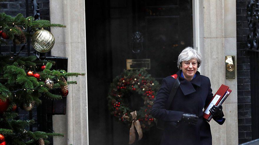 Brexit: Einigung zu Datum im britischen Parlament