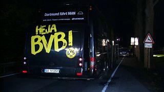 Borussia Dortmund otobüsüne yapılan saldırının sanığı hakim karşısında