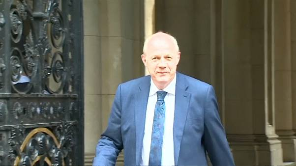 Damian Green resigns from UK government