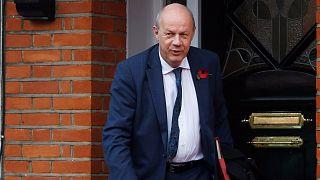 Demite-se número dois do Governo britânico por acusação de assédio sexual