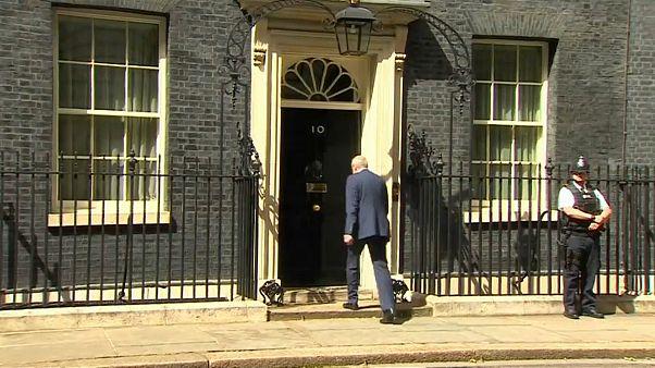 Theresa May entlässt ihren Vize