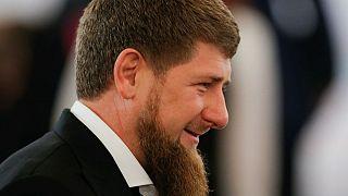 Ramzan Kadyrov, en la lista negra de Estados Unidos