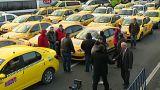 Зеленоглазое такси против!