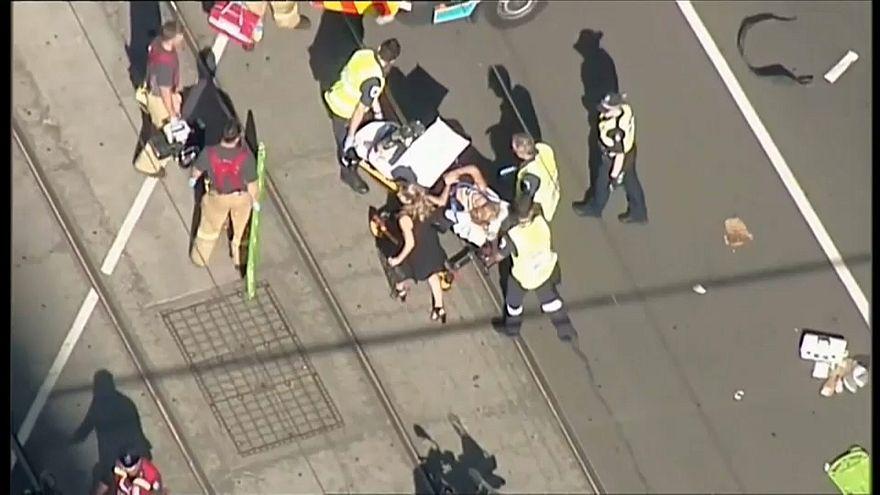 """الشرطة الأسترالية: حادث دهس """"متعمد"""" بسيارة في ملبورن وإصابة 13 على الأقل"""