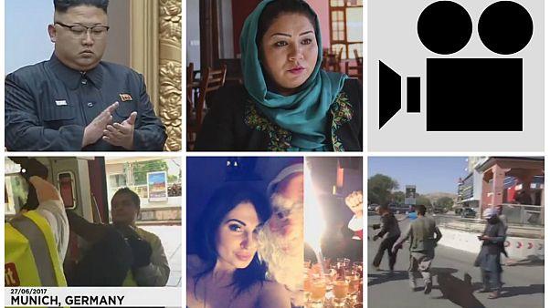 پربینندهترین ویدئوهای سال ۲۰۱۷ در فیسبوک یورونیوز فارسی