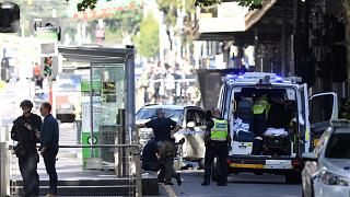 Un atropello deliberado causa al menos 14 heridos en Melbourne