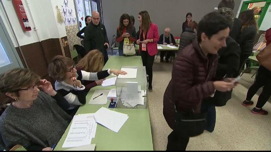 Polls open in Barcelona in Catalan regional election