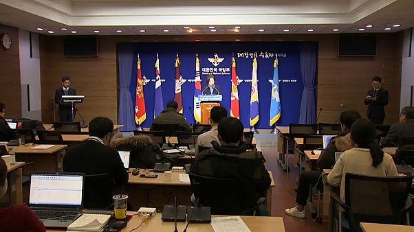 Военнослужащие Южной Кореи и КНДР обменялись предупредительными выстрелами
