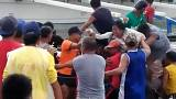 Philippine ferry carrying 250 passengers capsizes, many feared dead