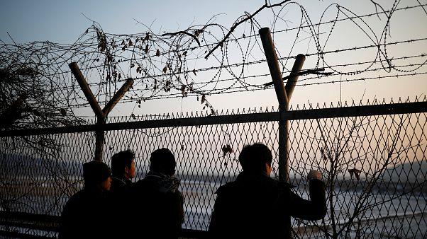 Seul dispara tiros de aviso após fuga de soldado da Coreia do Norte