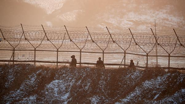 Südkorea: Warnschüsse Richtung Norden