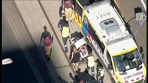Melbourne: Auto-Rambo fährt 14 Menschen um