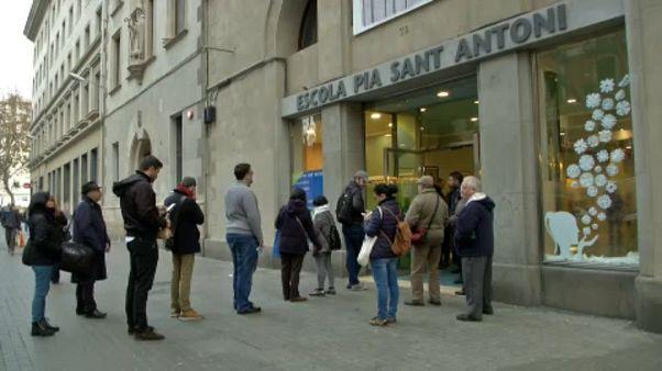 Katalán szavazás: véleménykörkép Barcelonából