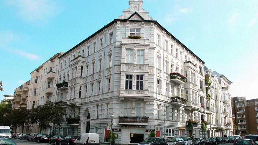Berlin-Schöneberg: Fuggerstraße / Ecke Kalckreuthstraße, 10777 Berlin