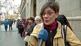 Katalonien: Starker Andrang vor den Wahllokalen
