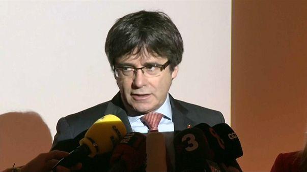 Пучдемон: Решается судьба Каталонии