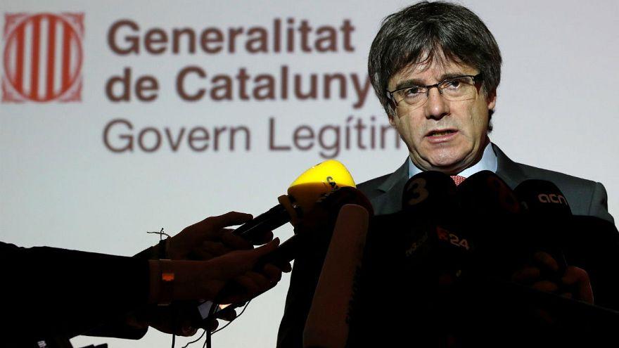 Carles Puigdemont: Bugün Katalonya için önemli bir gün