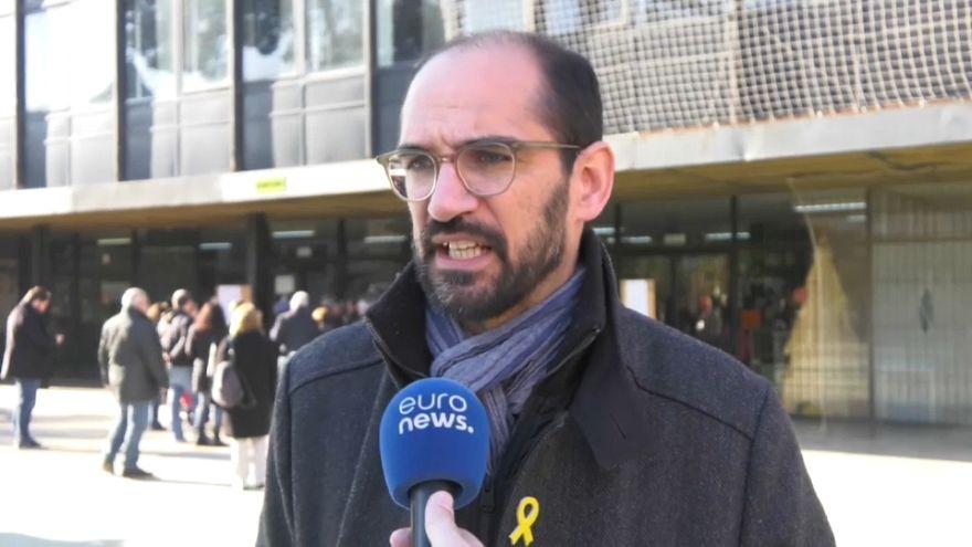 Maties Secarrant, alcalde de Sabadell
