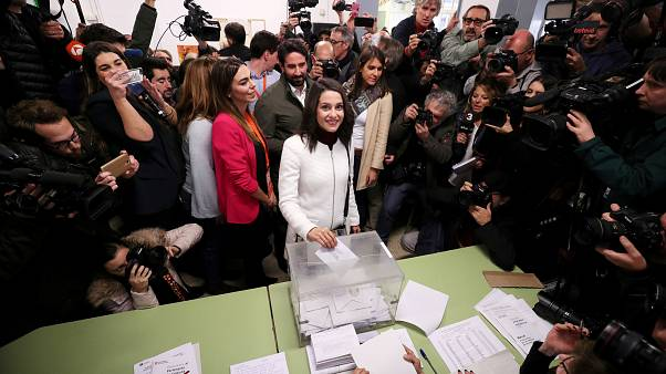Catalunha vota futuro nas urnas