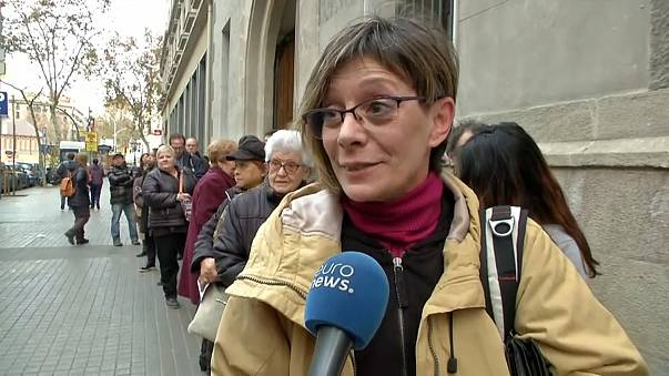 Voters in Catalonia express their hopes and expectations