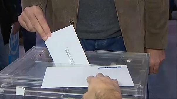 Leadták szavazatukat a katalán pártvezérek