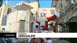 Kudüs'te Noel