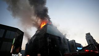 Νότια Κορέα: Δεκάδες νεκροί μετά από φωτιά