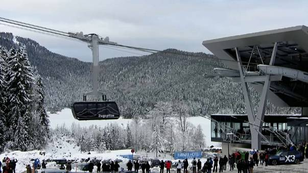 Dreifacher Weltrekord: Neue Seilbahn für die Zugspitze eröffnet