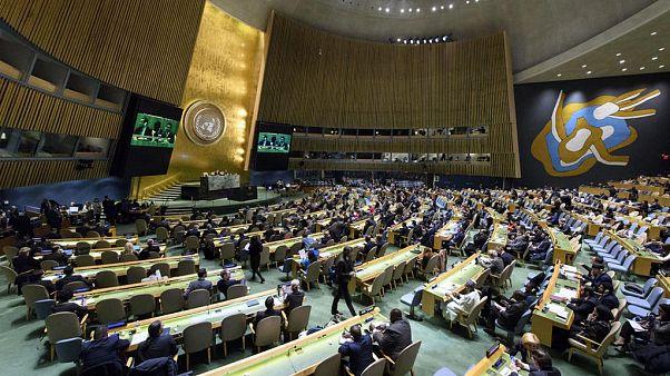 مجمع عمومی سازمان ملل متحد در نیویورک
