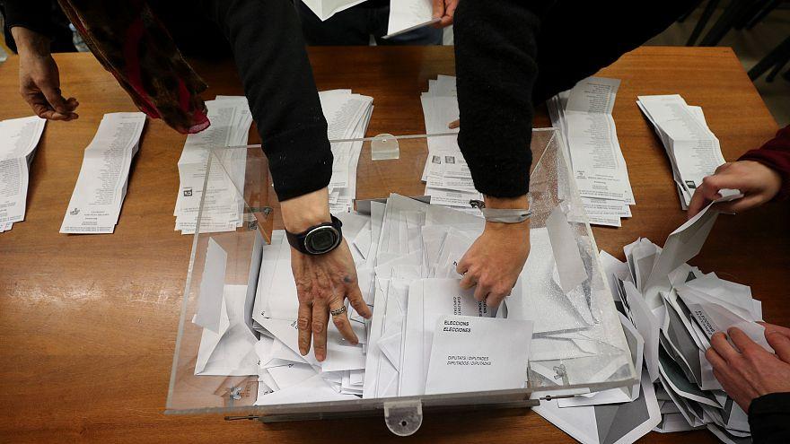 الانتخابات في كتالونيا