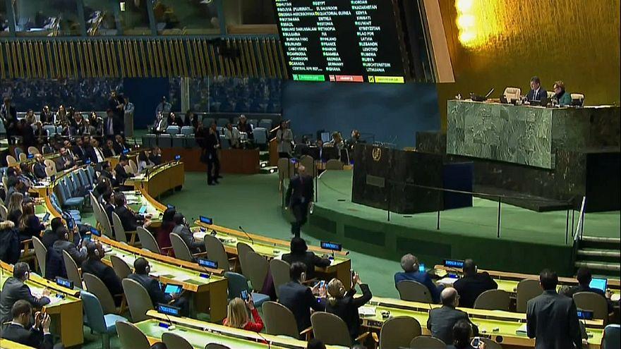 128 دولة تتحدى ترامب وتدعم القدس