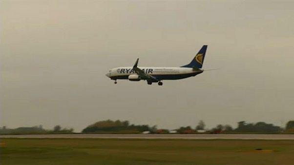 Magyar járatot is érint a Ryanair pénteki sztrájkja