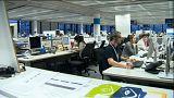 İtalya'da bir çağrı merkezi çalışanlarına saat başı 33 Cent veriyor