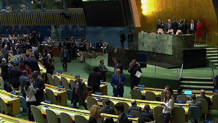 İsrail'den BM'ye, Türkiye'den Trump'a sert tepki