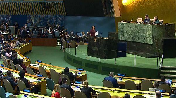 ONU condena por larga maioria posição dos EUA a respeito de Jerusalém