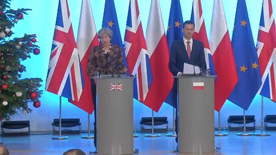 Brit-lengyel megállapodás