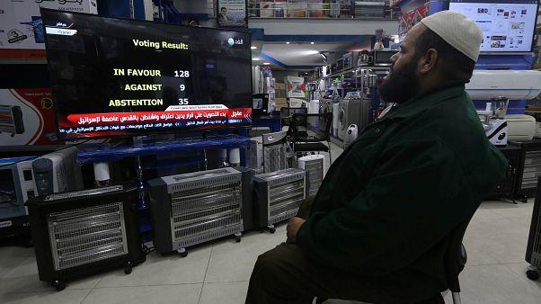 واکنشها به قطعنامه مجمع عمومی در مورد بیتالمقدس؛ از نتانیاهو تا ظریف