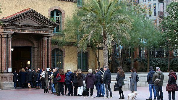 کاتالونیا؛ پیروزی قاطع استقلالطلبان در انتخابات منطقهای