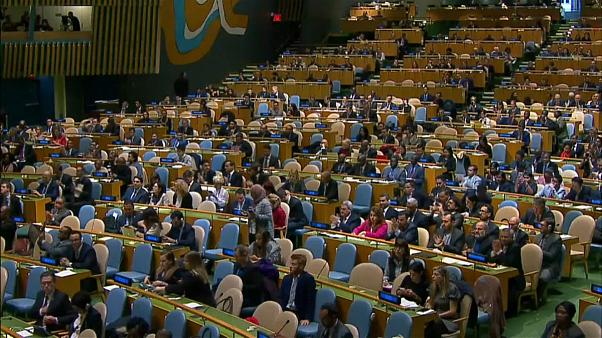 الأمم المتحدة تصوت بالأغلبية على قرار بشأن القدس