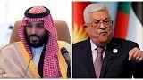 عباس يلتقي سلمان في الرياض