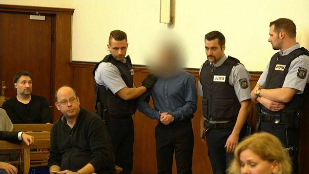 Trial begins for man accused of bombing Borussia Dortmund team bus