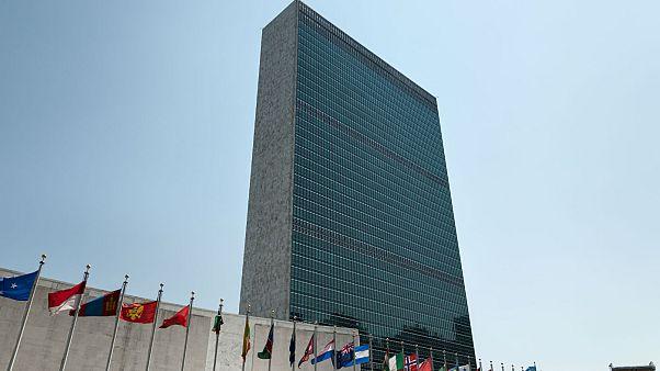 مقر سازمان ملل متحد در نیویورک